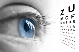 Acupuncture for vision